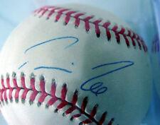 Travis Lee Autographed Signed Baseball & Cube Steiner JSA COA