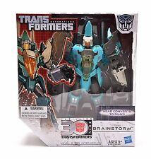Transformers IDW V Class BRAINSTORM Action Figure Toy Robots Gift Christmas