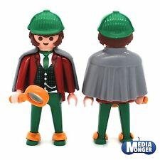 "playmobil® 1900 Figur: Detektiv ""Sherlock Holmes"" komplett aus 4501 RAR"