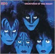 KISS : CREATURES OF THE NIGHT (CD) Sealed