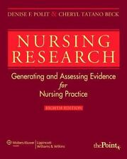 Nursing Research: Generating and Assessing Evidence for Nursing Practice (Nurs..