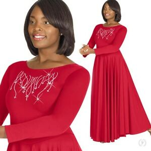 Praise Dance Dress