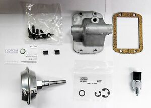 NEW MOPAR MADE IN USA 94-02 DODGE RAM 4WD VACUUM ACTUATOR MOTOR & COVER & SWITCH