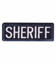 Sheriff Patch, Police & Law Enforcement Patches
