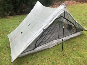 Zpacks Duplex Ultralight Tent- Olive Drab - used excellent condition