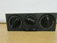 VOLKSWAGEN GOLF MATCH MK4 2003 HEATER CONTROL PANEL