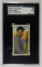 1909-1911 T206 Ty Cobb Polar Bear Sgc 10 Lot 66