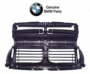 NEW For BMW F10 528i Front Air Duct Behind Kidney Grilles to Front Panel Genuine