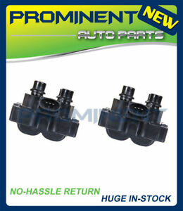FD487 2 Ignition Coils Replacement For Ford Lincoln Mercury 4.6L 5.0L V8 DG530