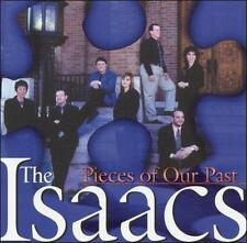 FREE US SHIP. on ANY 3+ CDs! NEW CD Isaacs: Pieces of Our Past