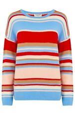 Sugarhill Boutique, Trish Oversized Stripe Sweater Size 10