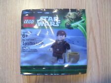 NEW Retired Exclusive Lego Star Wars 5001621 Han Solo Hoth Minifigure SEALED