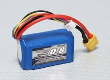 RC Turnigy 800mAh 3S 30C Lipo Pack