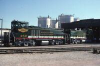 MRS MANUFACTURERS RAILWAY COMPANY Railroad Locomotives 2001 ST LOUIS Photo Slide