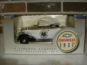 LIBERTY CLASSICS 1937 CHEVROLET BANK PABST BREWING COMPANY DIE CAST--NEW