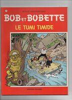 Bob et Bobette n°199. Le Tumi timide. Erasme 1984. EO. Etat neuf
