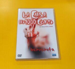 La Casa Dei 1000 Corpi Rob Zombi DVD