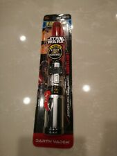 Brand New Firefly Star Wars Lightsaber Darth Vader Toothbrush Sounds And Effects