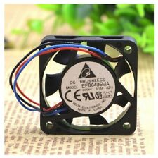 DELTA EFB0405MA Cooling Fan DC 5V 0.15A 40mm x 40mm x 10mm 3 WIRE
