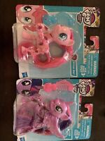 My Little Pony Friendship is Magic Glitter Design Pinkie Pie & Twilight Sparkle
