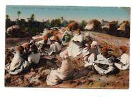 Szenen und Typen - CPA - Schule Arabisch in L'Oasis (J438)