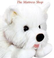 ~❤️~WESTIE DOG by KORMICO 30cms West Highland Terrier Soft Toy stuffed BNWT~❤️~
