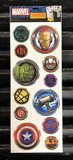 MARVEL Comics Superheroes Wall Decals Stickers