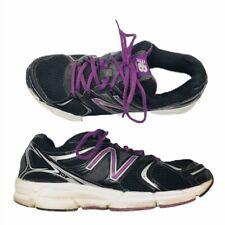 New Balance Womens Size 10 Running Shoes 490V2 Black Purple Athletic