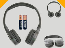 1 Wireless DVD Headset for Audiovox Vehicles : New Headphones - Made for Kids!