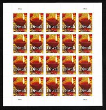 Diwali - (forever) 2016 Issue- MNH Sheet of 20