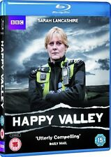 HAPPY VALLEY - COMPLETE SERIES 1 BLU-RAY season 1 FACTORY SEALED - dispatch 24h