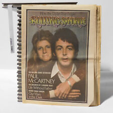 Paul McCartney ROLLING STONE Magazine Issue 153 Bob Dylan January 1974 NO LABEL