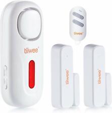 Home Alarm System Wireless Siren Burglar Protection Anti Theft Safety Garage DIY