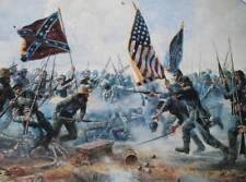 """""""The Angle"""" by Mort Kunstler Civil War"""