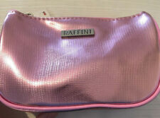 Gorgeous Pink Metallic Cosmetic Make Up Bag Travel Pencil Case Great Gift~GLOBAL