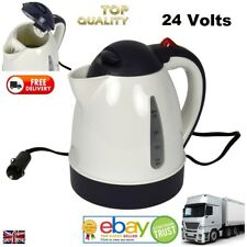 TRUCK Electric HGV Travel Kettle 24v HGV LORRY 24 VOLT BOIL WATER FOR HOT DRINKS