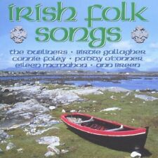Irish Folk Songs Anne Breen, Dubliners, Guinness Choir, Eileen McMahon..  [CD]
