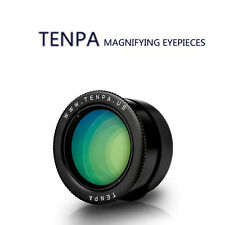 Tenpa 1.22x Camera Rectangular Slide Magnifying Eyepiece Viewfinder