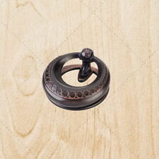 "Cabinet Hardware Pendant Pulls ku976 Brushed Oil Rubbed Bronze 2"" Knob"
