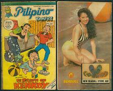1994 PILIPINO KOMIKS Di Ritarn Op KENKOY Comics # 2419
