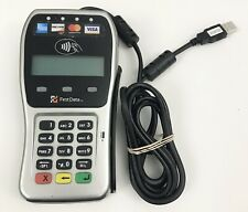 First Data Fd-35 Point of Sale Card Reader Tested Working
