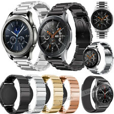 Stainless Steel Watch Band Magnetic Wrist Strap For Samsung Galaxy Watch 46mm