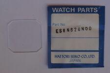 Seiko ES8N62GN00 Vetro Crystal Glass Uhrenglas Verre Original NOS