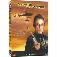 Slaughter Of The Innocents,1993 (DVD,All,New) James Glickenhaus, Jan Broberg