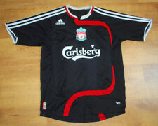 adidas Liverpool 2007/2008 away/European shirt (Size XLB/S)