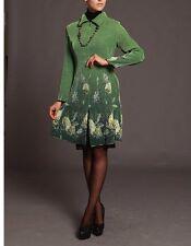 Jerry T Stretch Dress XL 18-20 Floral Jacket SR 3380 Extra Large New NWT
