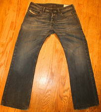 DIESEL INDUSTRY JEANS for MEN 30 X 29 ZATINY 008SM 8SM MADE IN ITALY