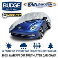Budge Rain Barrier Beetle Car Cover Fits Volkswagen Beetle 2008 | Waterproof