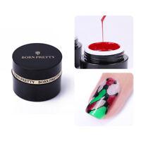 BORN PRETTY 5ml Elastic Drawing Gel Polish Nail Art UV Gel Varnish