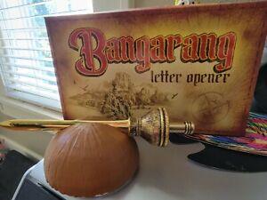 "Exclusive Bangarang Replica Letter Opener ""HOOK"" Peter Pan Sword Geek Fuel, New"